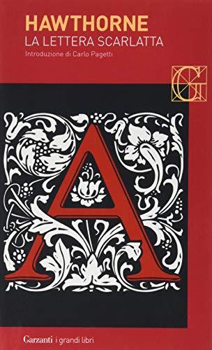 9788811364832: La lettera scarlatta