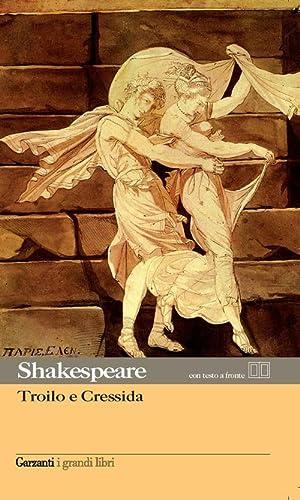 9788811365082: Troilo e Cressida. Testo inglese a fronte