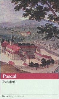 Pensieri (9788811365402) by Blaise Pascal