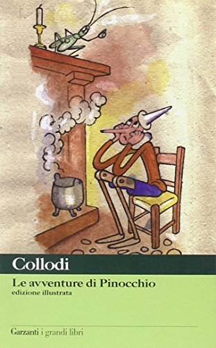 Le avventure di Pinocchio (9788811366140) by Collodi, Carlo