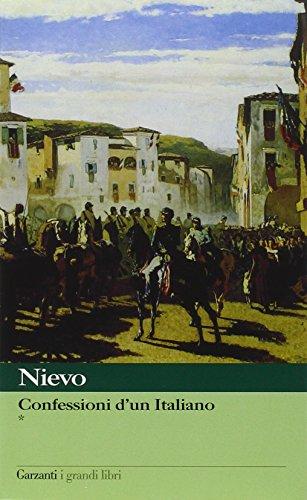 9788811379577: Nievo: Confessioni d'un Italiano [ 2 Volumi]: 43/44