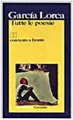 9788811519676: Tutte le poesie