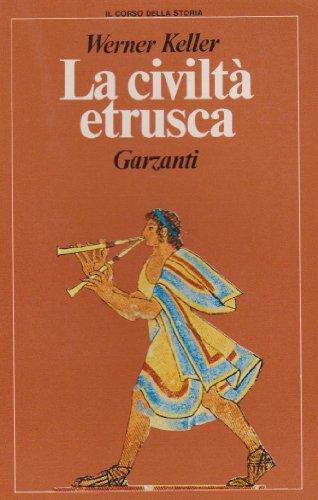 La Civiltà Etrusca.: Keller,Werner.