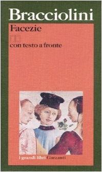 9788811585701: Facezie. Testo latino a fronte (I grandi libri)
