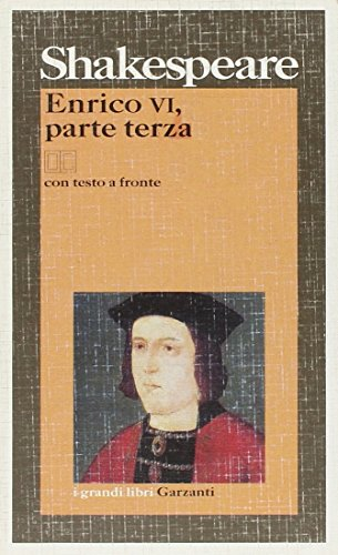 Enrico IV. Parte Terza.: Shakespeare,William.