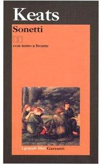 Sonetti. Con testo inglese a fronte: John Keats