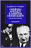 9788811598596: Hannah Arendt e Martin Heidegger. Una grande storia d'amore