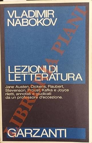 9788811599579: Lezioni di letteratura (Saggi blu)
