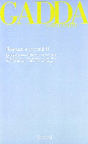 9788811600695: Romanzi e racconti