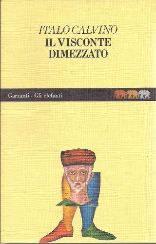 9788811666769: Il Visconte Dimezzato