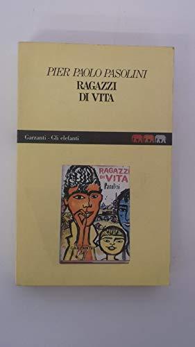 9788811667926: Ragazzi DI Vita (Gli elefanti) (Italian Edition)
