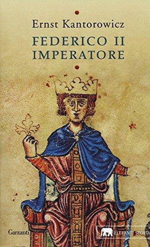 9788811676430: Federico II imperatore