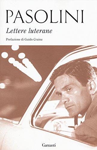 9788811688730: Lettere luterane (Gli elefanti. Saggi)