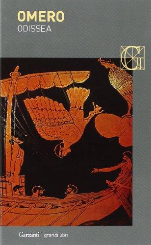 9788811810148: Odissea. Versione in prosa (I grandi libri)