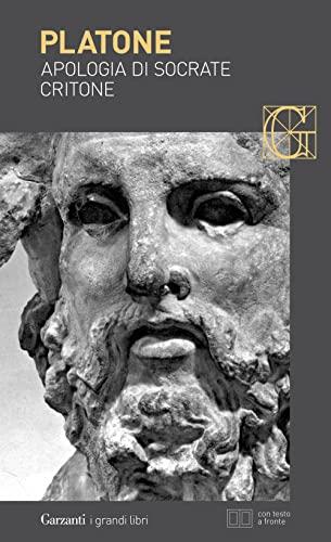 9788811810186: Apologia di Socrate-Critone