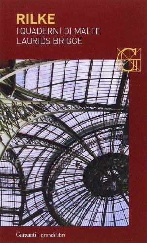 9788811810339: I quaderni di Malte Laurids Brigge