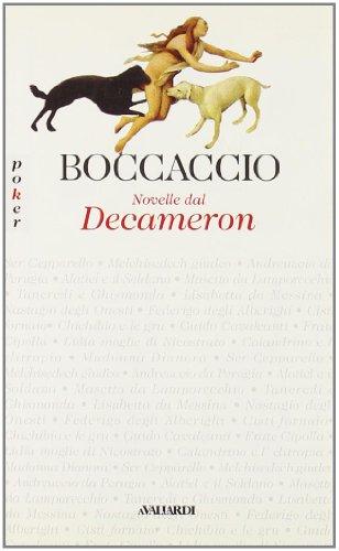 Novelle dal Decameron Boccaccio, Giovanni