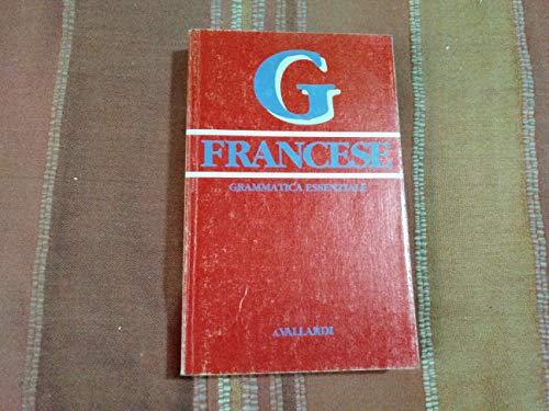 Grammatica francese: n/a