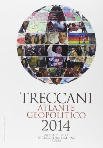 9788812003426: Treccani. Atlante geopolitico 2014