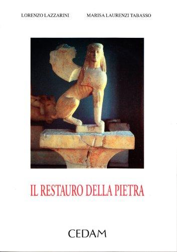 9788813159580: Il restauro della pietra (Italian Edition)