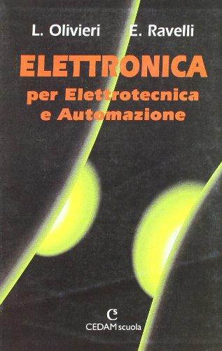 9788813190736: Elettronica - Per elettrotecnica e Automazione