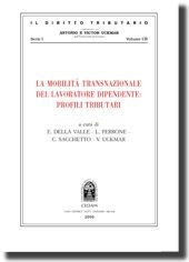 9788813264710: La mobilità transnazionale del lavoratore dipendente: profili tributari