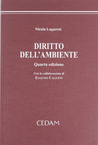 9788813322427: Diritto dell'ambiente - AbeBooks - Nicola ...