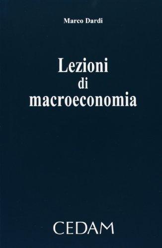 9788813327583: Lezioni di macroeconomia