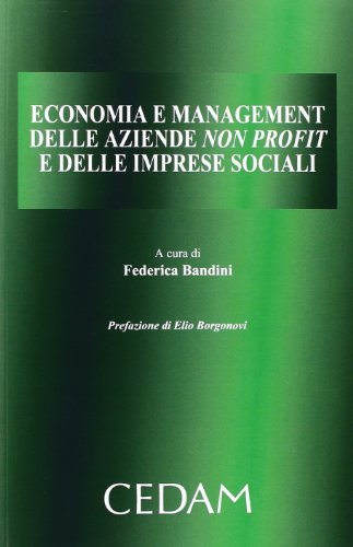 9788813328207: Economia e management delle aziende non profit e delle imprese sociali