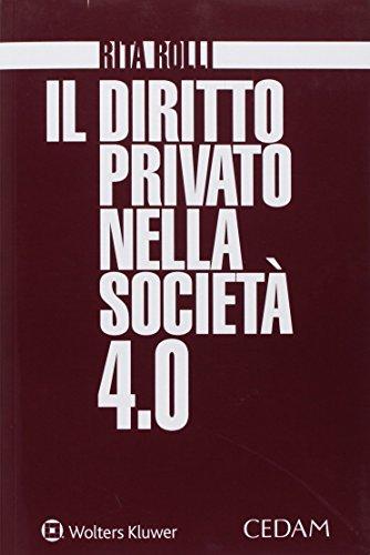 9788813365219: Diritto privato nella società 4.0