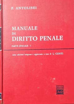 9788814007262: Manuale di diritto penale. Parte generale