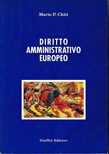 9788814078019: Diritto amministrativo europeo