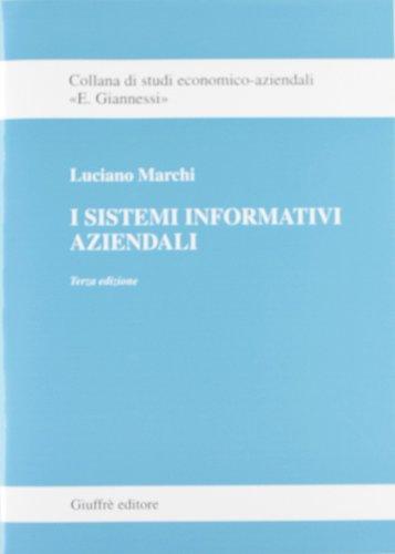 9788814106262: I sistemi informativi aziendali