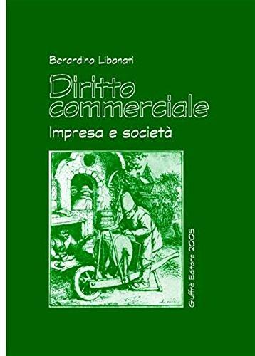 DIRITTO COMMERCIALE: LIBONATI