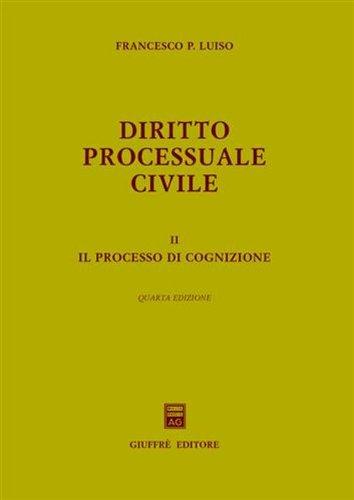 9788814137457: Diritto processuale civile: 2