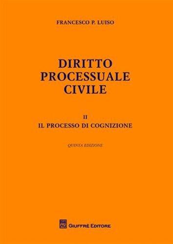9788814151811: Diritto processuale civile: 2