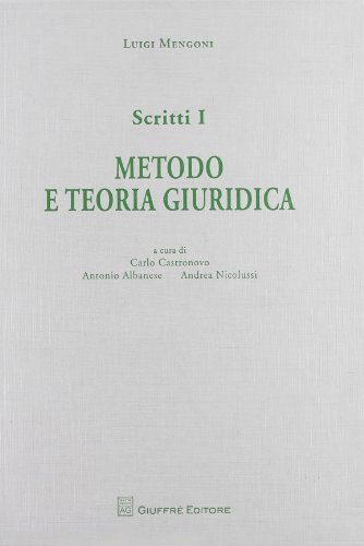 Scritti: 1: Luigi Mengoni