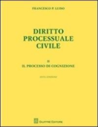 9788814171819: Diritto processuale civile: 2
