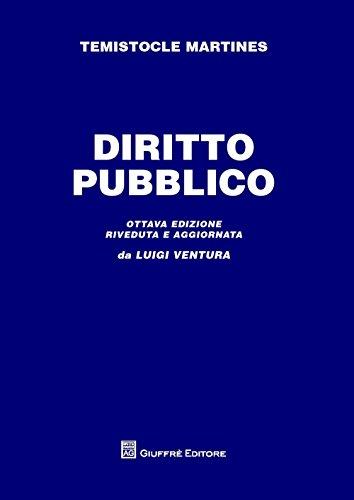 Diritto pubblico: Luigi Ventura; Temistocle