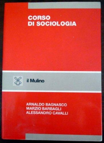 9788815057914: Corso di sociologia
