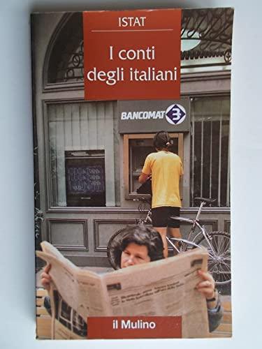 9788815061546: I conti degli italiani (Universale paperbacks Il Mulino)