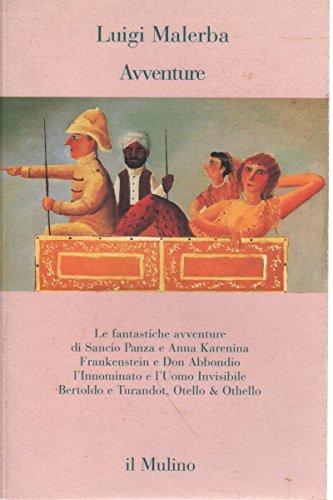 9788815062611: Avventure (Contrappunti) (Italian Edition)