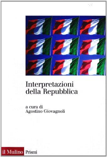 9788815065476: Interpretazioni della Repubblica (Prismi) (Italian Edition)