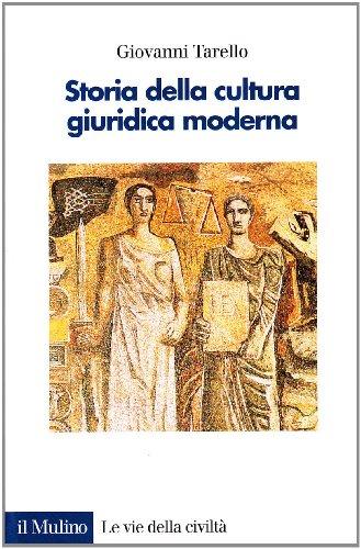 9788815066947: Storia della cultura giuridica moderna. Assolutismo e codificazione del diritto (Le vie della civiltà)
