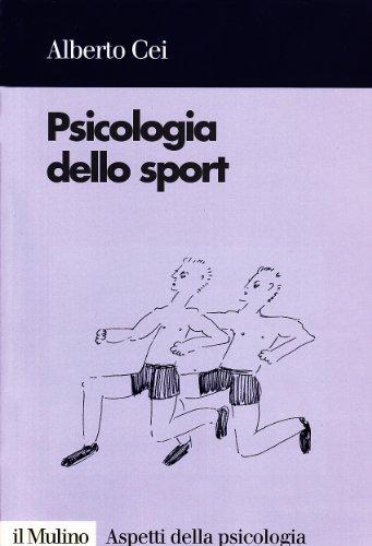 Psicologia dello sport: Cei, Alberto