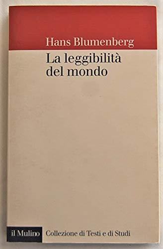 9788815068262: La leggibilità del mondo. Il libro come metafora della natura