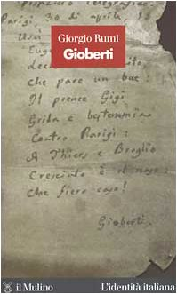 9788815073457: Gioberti (L'identità italiana)