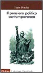 9788815078759: Il pensiero politico contemporaneo