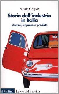 9788815084088: Storia dell'industria in Italia. Uomini, imprese e prodotti