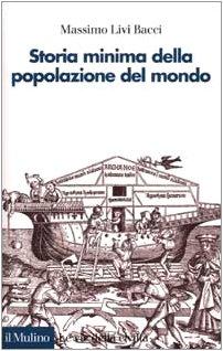 9788815084453: Storia Minima Della Popolazione del Mondo